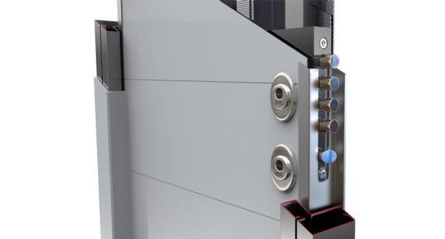 Tecnología activa del sistema de cierre INN.DOOR