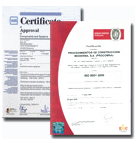 certificados security point bilbao