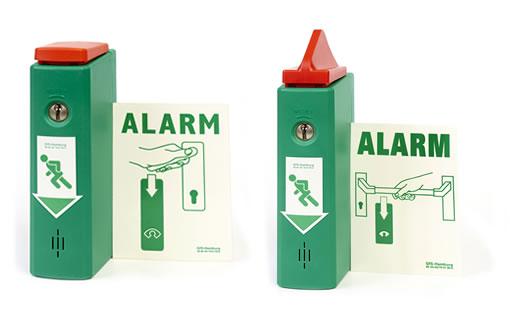 Seguridad para salidas de emergencia