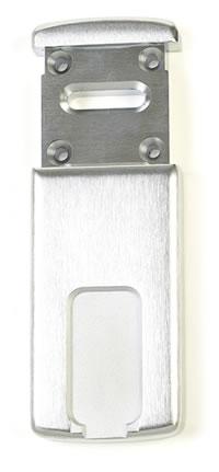 escudo protección de cerraduras gorjas
