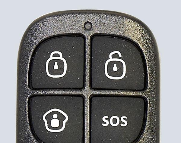 Alarmas de seguridad para casa y comercios