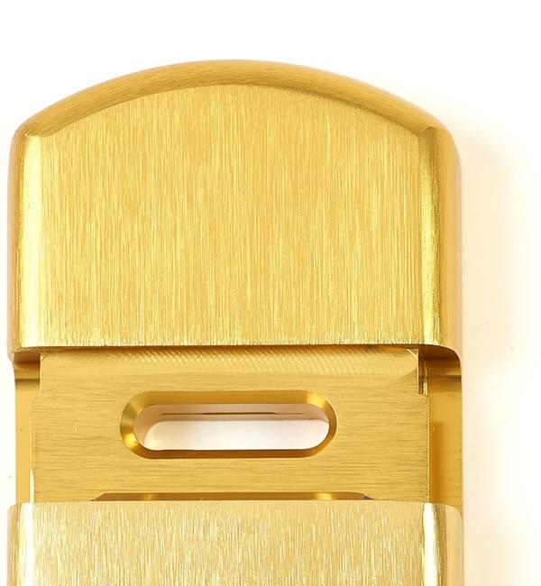 Escudo protector cerraduras de gorjas