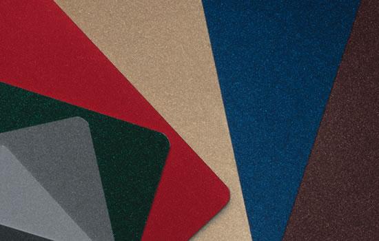 Gama de colores de ventanas