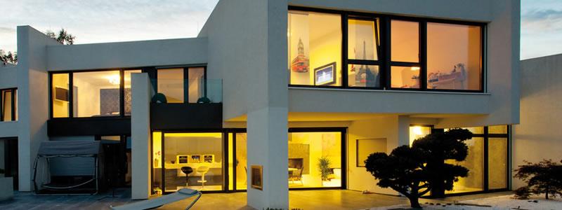 diseño ventanas aluminio