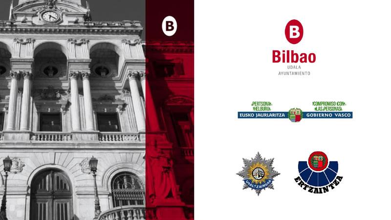 Balance de seguridad en Bilbao 2016