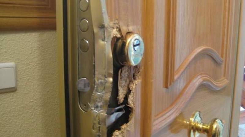 Un 6% de los hogares ha sufrido un intento de robo