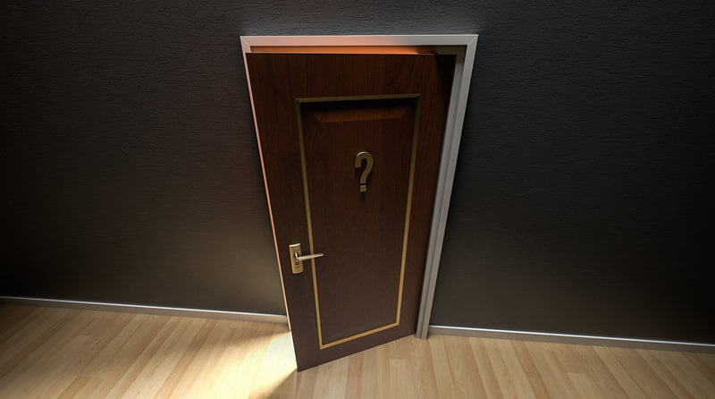 Puerta blindada inseguridad