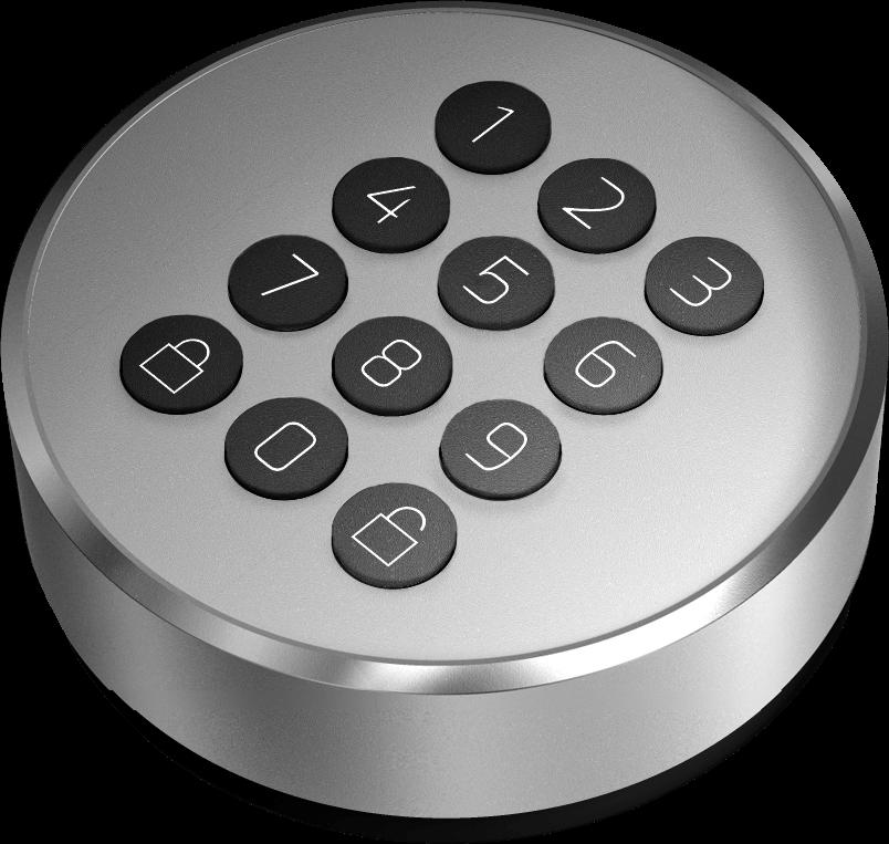 teclado llave virtual