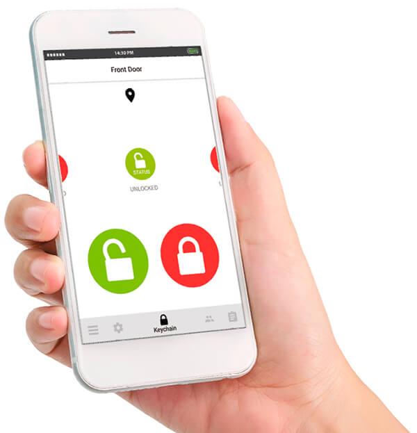 app llave virtual