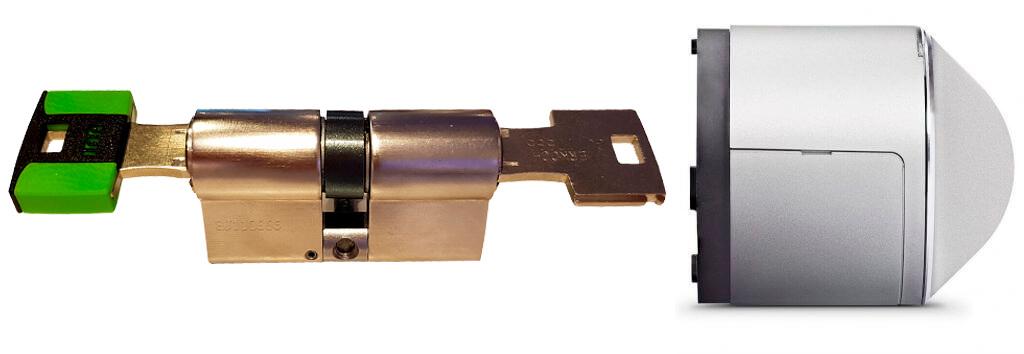 llave virtual componentes