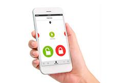 Llave virtual app
